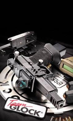 S Customs (SJC Guns) - gunsmith of choice for Team Glock - http://www.RGrips.com
