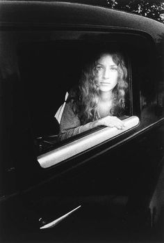 Artwork by Ralph Gibson, Sheila in Car, from The Somnambulist, Made of Gelatin silver print Ralph Gibson, Black White Photos, Black And White Photography, Fine Art Photo, Photo Art, Artistic Photography, Portrait Photography, Stunning Photography, Tv Movie