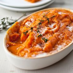 Squash and Carrot Purée // More Delicious Squash Recipes: Pureed Food Recipes, Wine Recipes, Great Recipes, Vegetarian Recipes, Health Recipes, Fall Recipes, Favorite Recipes, Quick Side Dishes, Vegetable Side Dishes