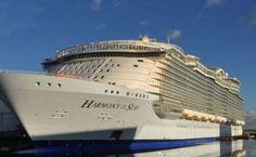 Un tripulante muerto y cuatro heridos graves en el Harmony of the Seas