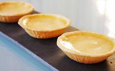 { a swoonful of sugar } : Egg Tarts Sydney Food, Egg Tart, Chinese Food, Tarts, Sweet Treats, Cheesecake, Muffin, Eggs, Menu
