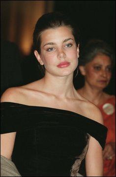 Amazingly beautiful Princess Charlotte of Monaco.