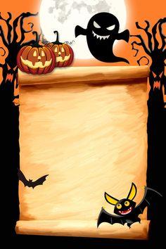 Bloody Halloween, Spooky Halloween Pictures, Animé Halloween, Bonbon Halloween, Easy Halloween Decorations, Halloween Poster, Pumpkin Moon, Pumpkin Lights, Free Background Photos