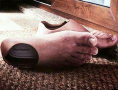 Ummmmm bare feet shoes?