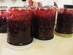 ~ Cranberry Walnut Jelly ~ A Great idea at Thanksgiving Time....