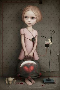 """""""Girl Without Heart"""" by AnnMei"""