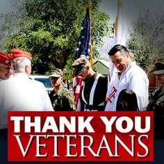 Thank you to those who have served our great state and country. #VeteransDay