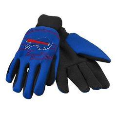 Buffalo Bills 2014 NFL Raised Logo Gloves