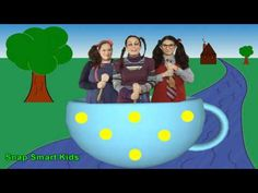 Row Row Row Your Boat by Snap Smart Kids - Kids Songs Children Songs