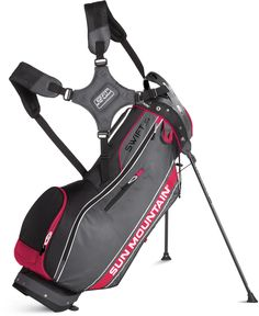 c32422ac305c Sun Mountain Swift Stand Bag -2016 Junior Golfclubs