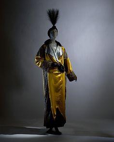 Coat, Opera  Paul Poiret (French, Paris 1879–1944 Paris)  Date: 1912