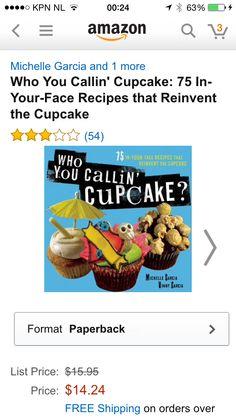 Who you callin cupcake  Van michelle en Vinny García - Founders from the bleeding heart Bakery