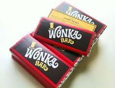 wonka themed party   Willy Wonka themed party - Willy Wonka
