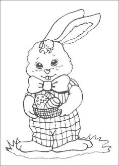 Easter 163 Coloring Pages