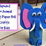 Lion Zoo Animal Toilet Paper Roll Crafts for Kids - Sunshine Whispers