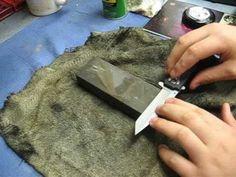How to Make a knife really sharp