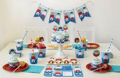 Fiesta infantil Playmobil