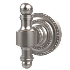 Allied Brass Retro Dot Collection Robe Hook (Oil Rubbed Bronze), Clear