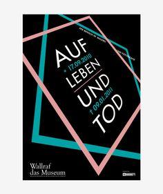 wallraf richartz museum : graphic - studio jens mennicke : visuelle kommunikation