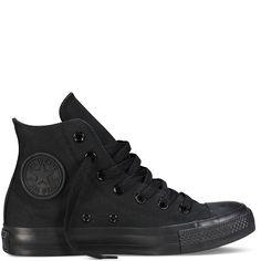 Chuck Taylor All Star Classic Colours Black Monochrome black monochrome