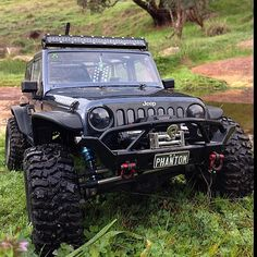 Jeep ☣ - Everything About Off-Road Vehicles Jeep 4x4, Jeep Cars, Jeep Truck, Jeep Wrangler Rubicon, Jeep Wrangler Unlimited, Jeep Wranglers, Badass Jeep, Offroader, Hummer H3