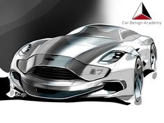 Great dreams begin with a dreamer: capture it now at Car Design Academy  (sponsored)