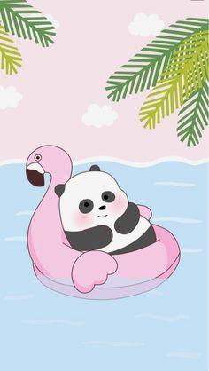 New wall paper celular fofo panda 66 Ideas Cute Panda Wallpaper, Cute Disney Wallpaper, Kawaii Wallpaper, Animal Wallpaper, We Bare Bears Wallpapers, Panda Wallpapers, Cute Cartoon Wallpapers, Cartoon Cartoon, Cute Cartoon Drawings