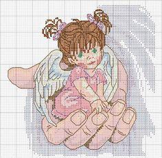 1000 Artes: Anjos em Ponto Cruz