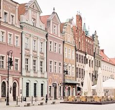 Poznan in Poland.my mothers father from Poznan. Places Around The World, Oh The Places You'll Go, Places To Travel, Places To Visit, Around The Worlds, Travel Things, Magic Places, Voyage Europe, Europe Europe