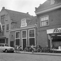 Bata Store in Hoorn, Netherlands (May European Countries, Czech Republic, Netherlands, Holland, House Plans, Street View, How To Plan, History, Shoes