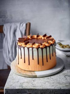 This Meringue-Topped Cake Will Make You Forget About Frosting | Epicurious