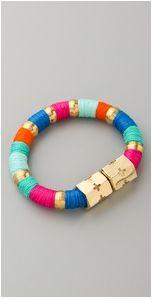 holst + lee secret garden bracelet.