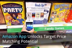 The Amazon App Is the Secret to Price Matching at Target