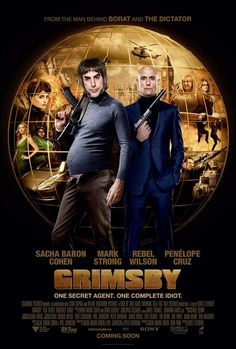 The Brothers Grimsby - Poster & Trailer   Portal Cinema