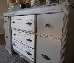Refinished French Furniture :: Lisa @ {createinspire}s clipboard on Hometalk