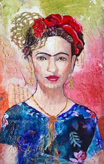Frida Kahlo by Tracy Verdugo