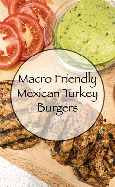 These Mexican Turkey Burgers will definitely be on repeat this summer. #mexicanturkeyburger #turkeyburger #macrofriendlyrecipes #macrofriendly #healthyeating #burgerrecipe Wellness Fitness, Wellness Tips, Health And Wellness, Health Fitness, Healthy Nutrition, Nutrition Tips, Healthy Food, Healthy Eating, Paleo Recipes