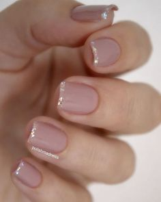French nail polish ideas #nails