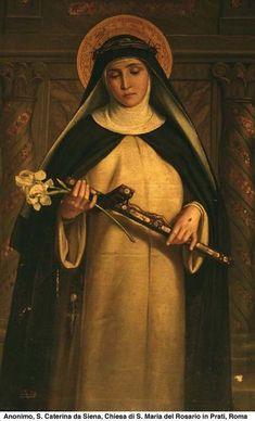 S. Caterina da Siena - Patrona d'Italia e Dottore della Chiesa - 29 Aprile