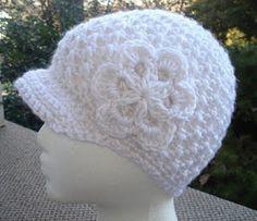 CROCHET EARFLAP BEANIE PATTERN | Crochet For Beginners