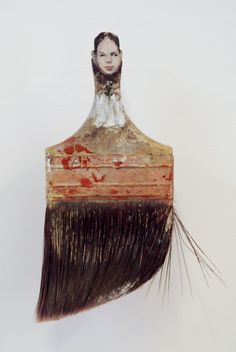 Paintbrush portraits by Rebecca Szeto – in pictures