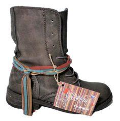 Low boots for women by Felmini, winter 2014