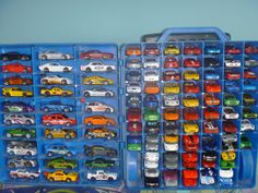 Hot Wheels Carry Case 100(Japanese,Korean,British,German,French ...