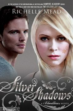 The Silver Shadows (Bloodlines #5) by Richelle Mead and read by Emily Shaffer and Alden Ford