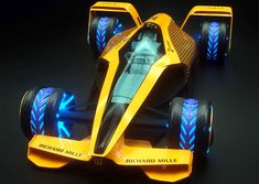 The Future of Racing: McLaren MCLExtreme 2050 Concept – Inspiration Grid Futuristic Cars, Car Sketch, Grid Design, Future Car, Exotic Cars, Concept Cars, Luxury Cars, Cool Cars, Race Cars