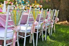 ribbon details. #decor #party #shower #wedding