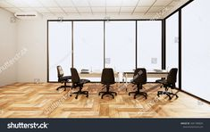 Office Business Beautiful Boardroom Meeting Room ภาพประกอบสต็อก 1681788859 Conference Room, Business, Table, Furniture, Beautiful, Home Decor, Meeting Rooms, Store, Interior Design