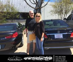 https://flic.kr/p/FuFQS1 | Congratulations Mark on your #Mercedes-Benz #E-Class from Bryan Roth at Autos of Dallas! | deliverymaxx.com/DealerReviews.aspx?DealerCode=L575