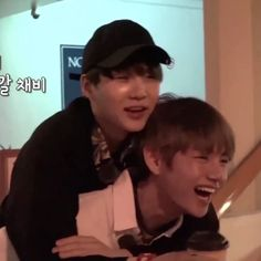 My two favourite people in the world Foto Bts, Jimin, Seokjin, Namjoon, He Makes Me Happy, Rap Lines, Yoongi, Min Suga, Kpop