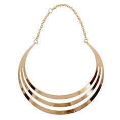necklace | gold | silver | NZ0310 | ALIEXPRESS